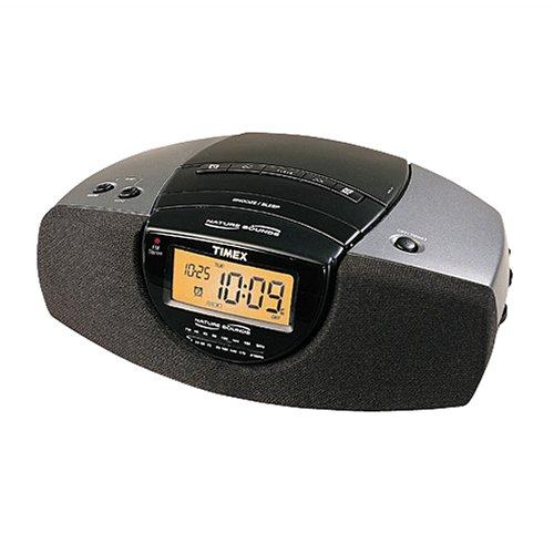 amazon com timex t276b stereo clock radio nature and bell sounds rh amazon com timex nature sounds alarm clock manual t618t timex nature sounds alarm clock manual t158w