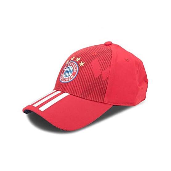 adidas 2018-2019 Bayern Munich 3S Cap (Red)