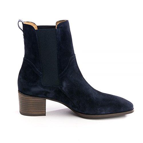 Gant Footwear Sandra Womens Suede Ankle Boot Marine UK7 EU40 US9.5