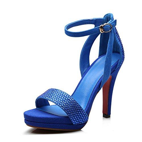 1TO9 , Sandales pour femme Bleu