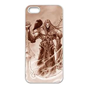 Darksiders iPhone 4 4s Cell Phone Case White yyfabb-126482