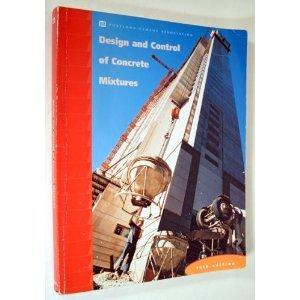 Concrete Mix Design - Design and Control of Concrete Mixtures