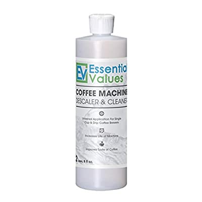 Essential Values Coffee Machine Descaler and Cleaner