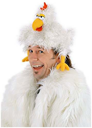 The Clucker Hat Costume Accessory (The Clucker Hat)