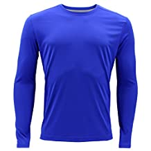 adidas Men's Baselayer Climalite UPF Long-Sleeve Crew Top