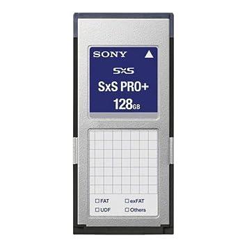 Amazon.com: Sony sbp-128b SXS Pro + 128 GB tarjeta de ...