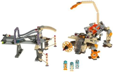 LEGO LIFE ON MARS 7316 EXCAVATION SEARCHER
