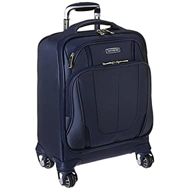 Samsonite Silhouette Sphere 2 Softside Spinner Boarding Bag, Twilight Blue, One Size