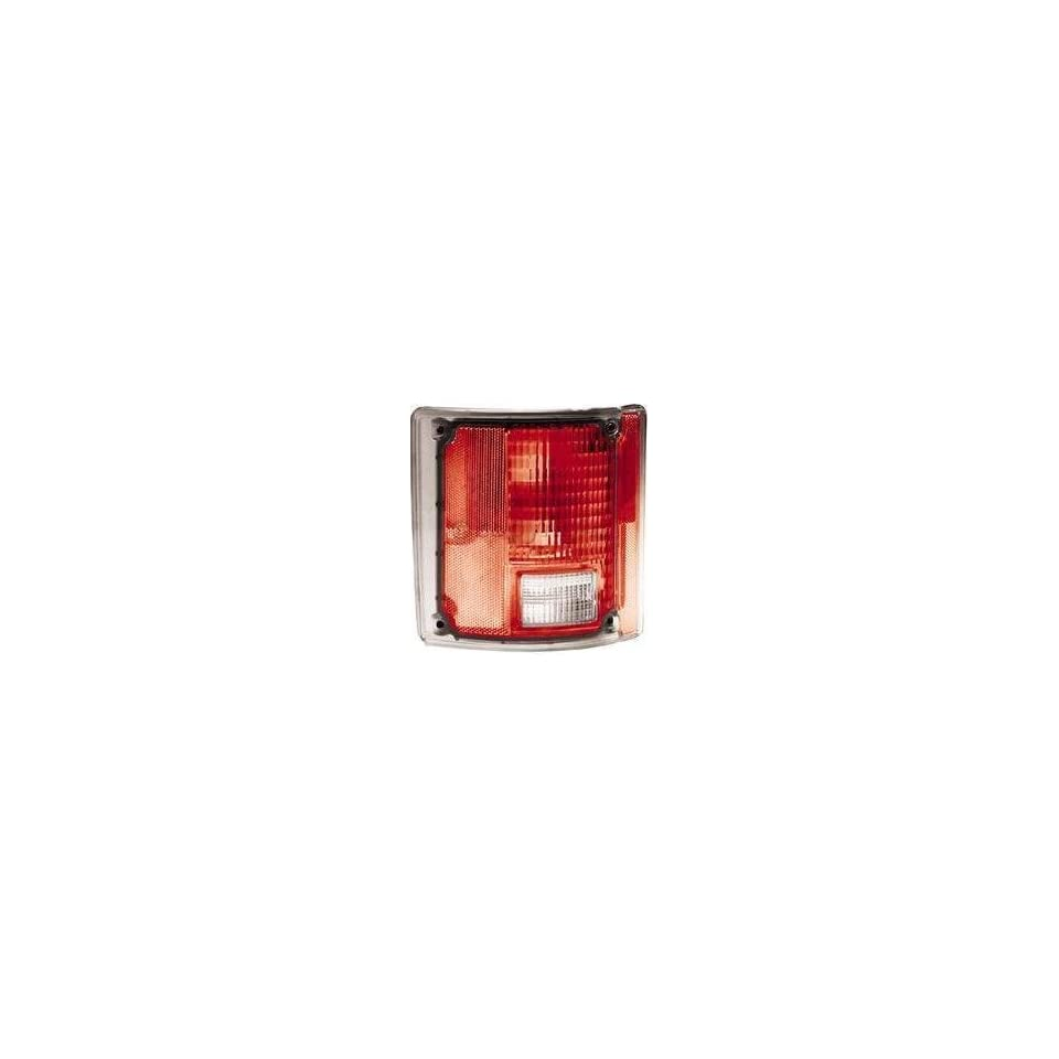 TAIL LIGHT gmc FULL SIZE PICKUP fullsize 73 87 chevy chevrolet SUBURBAN 73 91 JIMMY BLAZER lamp lh