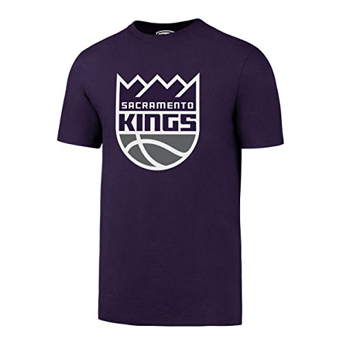 NBA Sacramento Kings Men's OTS Rival Tee, Large, Purple