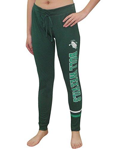 ARKANSAS MONTICELLO BOLL WEEVILS Womens NCAA Lounge / Yoga Pants M Green (Yoga Boll)