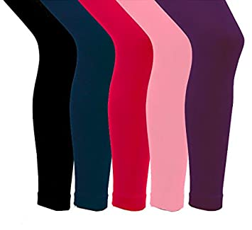 Wowerat Kinder Thermo Leggings 110-116, Rose