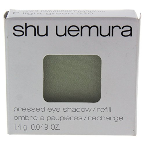 Shu Uemura Pressed Eye Shadow, Light Green (refill), 0.049 Ounce