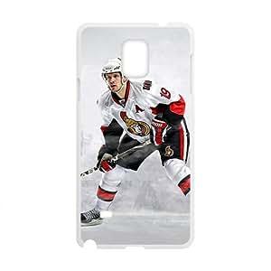 Happy Jason Spezza Hockey NHL Phone Case for Samsung Galaxy Note4