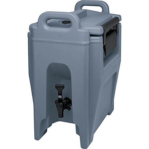 Cambro 2.75 Gal. Insulated Beverage Dispenser, Ultra Camtainer Slate Blue UC250-401