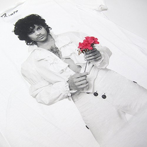 Prince Flower T-Shirt (Small) - Flower Tee