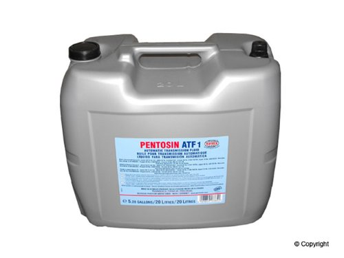 Pentosin 1058209 ATF-1 Synthetic AutomotiveTransmission Fluid, 20 Liter by CRP Automotive