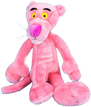 Gosh International Pantera Rosa de Peluche 400 – 401: Amazon.es ...