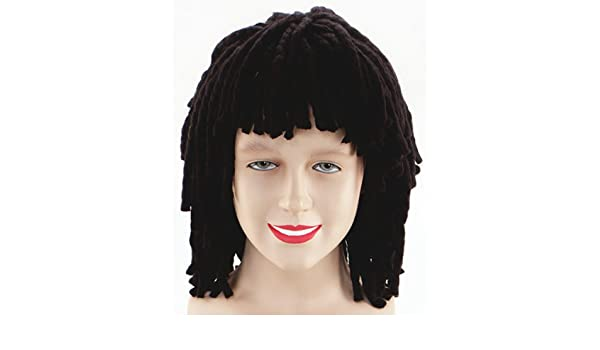 Rasta Wig Dreadlock Style Fancy Dress Bob Marley Carribean (peluca): Amazon.es: Juguetes y juegos
