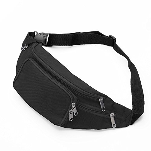 Bum Waist Bag Adjustable Passport