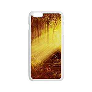 Andre-case Autumn sunset scenery cell phone case cover for iPhone KBp5CY4ozr5Cd 5C