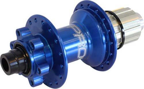 Hope Pro 4 Rear Disc Hub 32H 12x142mm Blue