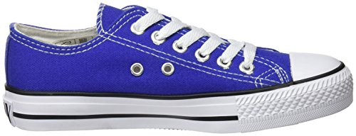 Blue Beppi Blue Canvas Women's Fitness Shoes Blue FO0rOIwqn