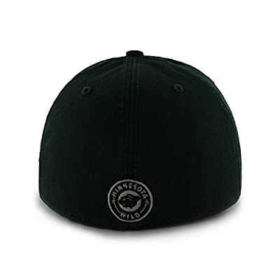 NHL Minnesota Wild '47 Brand Franchise Fitted Hat