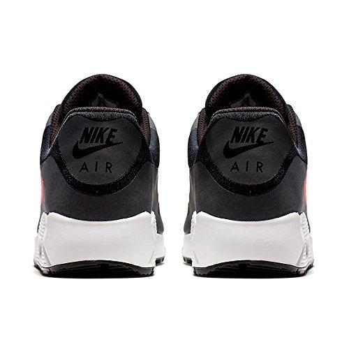 Nike white Black Glow Rosherun ember Crimson 478 Bright qwO4wZ