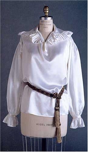 Amazon com: Poet's Shirt Pattern, Folkwear 217 Historical, Authentic