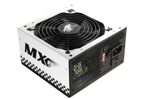 LEPA N Series MX-F1 600W ATX Racing Car Style Coating Power Supply with Extremely Silent Fan, N600-SB by LEPA (Image #3)