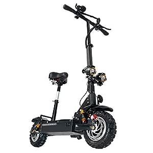 Dpliu-HW Bicicleta Eléctrica Scooter eléctrico, Motor de ...