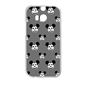 Unique Design Cases HTC One M8 Cell Phone Case Minnie Mouse Xyxsk Printed Cover Protector
