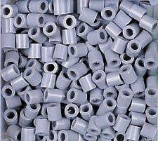 Perler Beads 1,000 Count-Grey