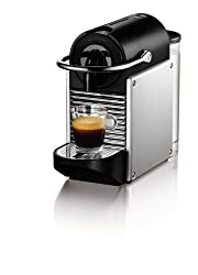 DeLonghi EN 125.S Nespresso Pixie Electric Aluminium / Bild: Amazon.de