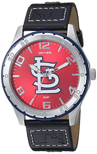 - Rico Industries MLB St. Louis Cardinals WatchWatch Gambit Style, Team Colors, One Size