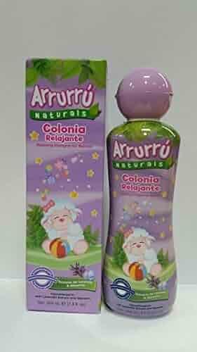 Arrurru Naturals Colonia relajante ( Relaxing Cologne for Babies ) 220ml