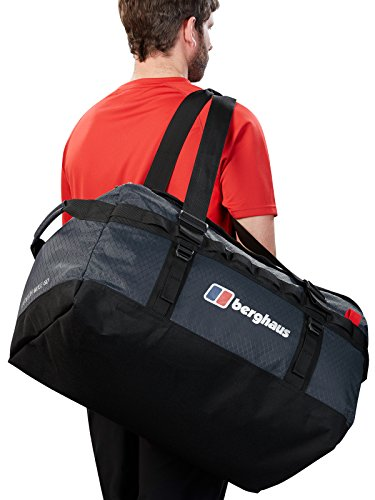 Berghaus Mule Bag Backpack Straps 40L with Expedition Carbon 60L Holdall Black 100L HrxwC5qOH