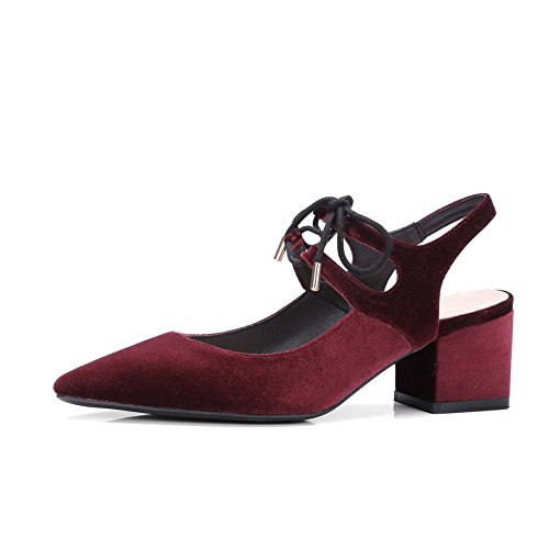Wedge Dames Wedge Sandalen 1to9 Wedge Bordeaux 1to9 Dames Sandalen 1to9 Bordeaux Dames twOSRR