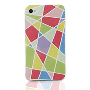 Cell Back Case for iPhone 4/4S