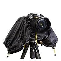 Camera waterproof Rain Cover for Canon EOS 4000D 2000D,1300D,1200D,100D 200D 750D 800D 700D,70D 77D,7D,6D,5D,SX60 SX430 SX540, Nikon D3400,D7200,D5500,D5600,D5300,D3300,P900,FUJI FinePix,Pentax K5,K30,K50,K500,Panasonic FZ82 FZ2000, Sony Alpha HX-300 HX-400,A7 DSLR.