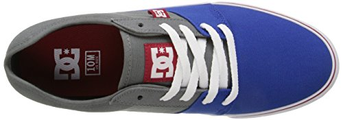 DC Shoes Tonik TX Mens Shoe D0303111 - Zapatillas de tela para hombre Grey/Grey/Green