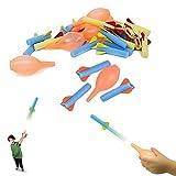 Dazzling Toys Foam Rocket Launcher Pack of 12