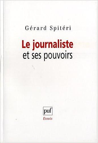1030256df8520c Est-il gratuit de télécharger des livres au kindle Le journaliste et ses  pouvoirs FB2 2130546293   Collection d ebooks et de textes en ligne