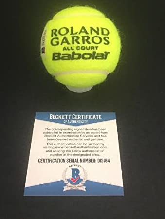 Germany Angelique Kerber Signed Tennis Ball Authentic ...