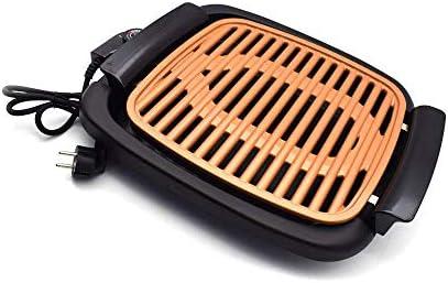 Rauchloser elektrischer Grill und Grill,tragbar und Nicht klebend,wie im Fernsehen gesehen