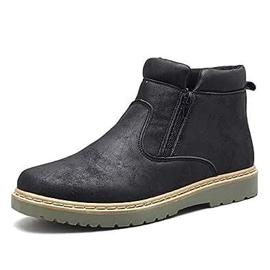 Amazon.com: CHENJUAN Shoes Men's Fashionable Ankle Boots