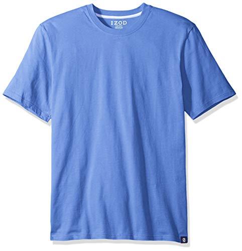 Izod Jersey Top - IZOD Men's Jersey Knit Sleep Shirt, Regatta, Large