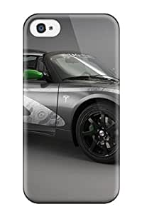 New Style Case Cover NIWmiFZ6262unSGH Tag Heuer Tesla Roadster Compatible With Iphone 4/4s Protection Case