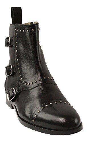 Noir Chelsea Hamilton EU 45 Susan Boots Melvin Femme 45 amp; RO0ZqSZ